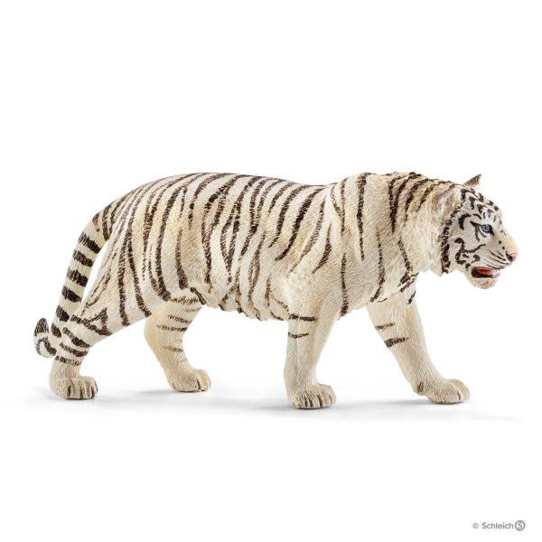Tiger, weiß