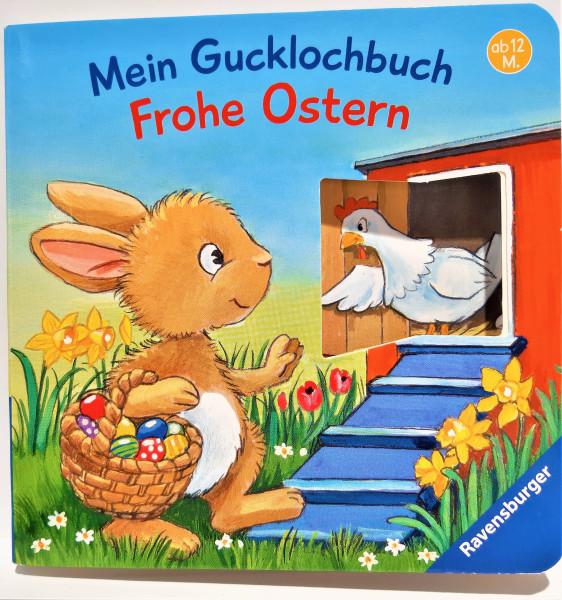 Mein Gucklochbuch Frohe Ostern