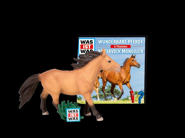WAS IST WAS – Wunderbare Pferde/Reitervolk Mongolen