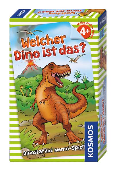 Welcher Dino ist das? Dinostarkes Memo-Spiel