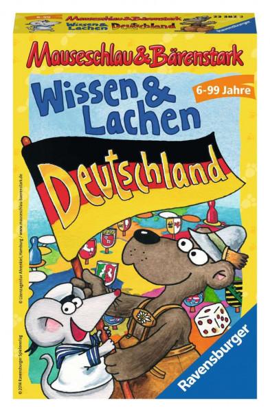 Mauseschlau & Bärenstark Wissen und Lachen – Deutschland