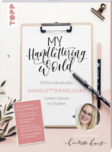 My Handlettering World - Till Katharina
