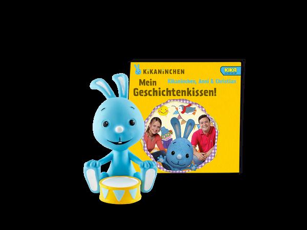 Kikaninchen - Mein Geschichtenkissen