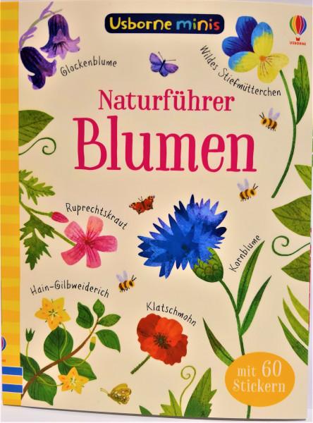 Mini-Naturführer Blumen