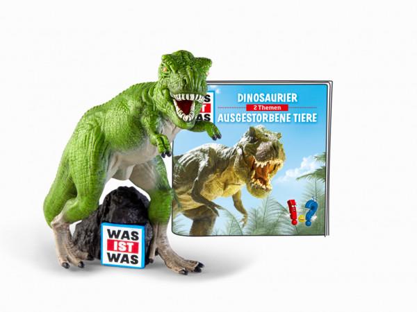 Was ist Was: Dinosaurier und ausgestorbene Tiere