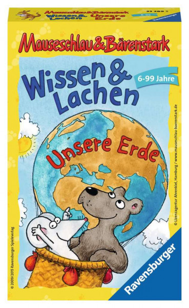 Mauseschlau & Bärenstark Wissen und Lachen - Unsere Erde