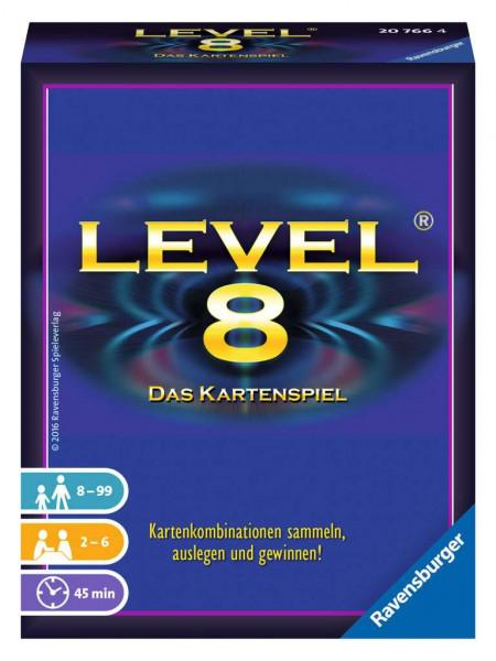 Level 8. Das Kartenspiel