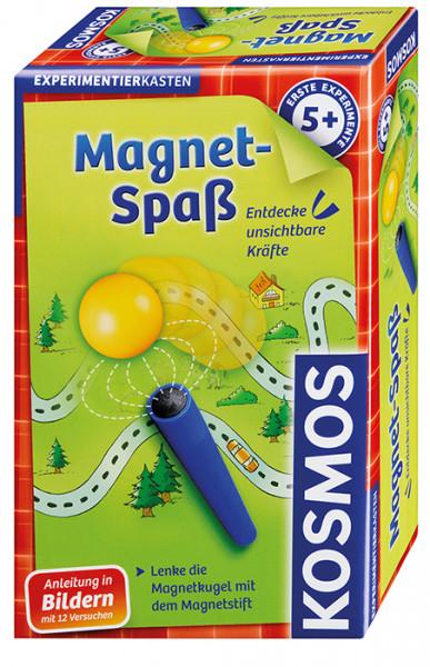 Magnet-Spaß. Experimentierkasten