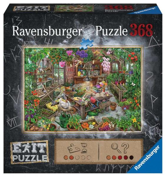 Exit Puzzle - Im Gewächshaus