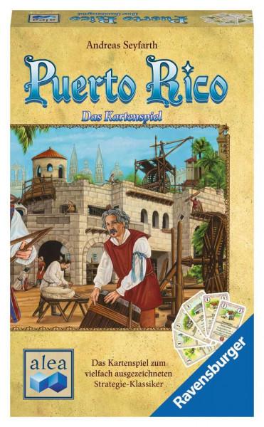 Puerto Rico. Das Kartenspiel