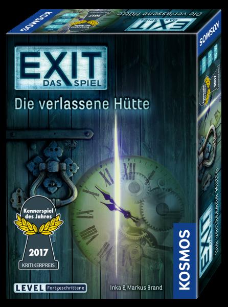 Exit. Das Spiel - Die Verlassene Hütte