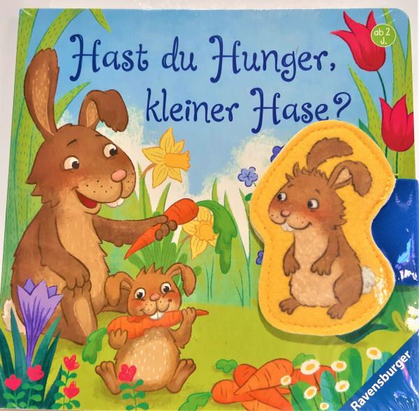 Hast du Hunger kleiner Hase?