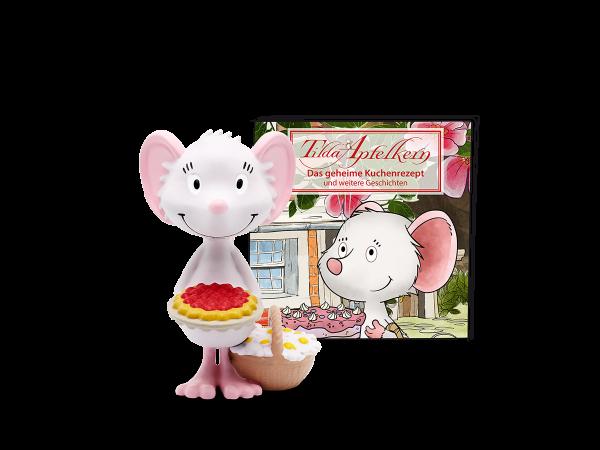 Tilda Apfelkern - Das geheime Kuchenrezept und weitere Geschichten