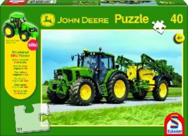 John Deere Puzzle 40 Teile