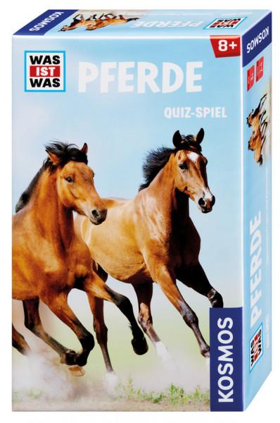 Was ist Was - Pferde. Quizspiel