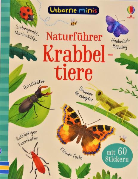 Mini-Naturführer Krabbeltiere