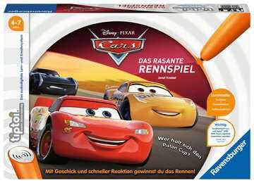 tiptoi® Cars Das rasante Rennspiel tiptoi® Spiele