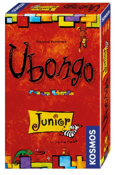 Ubongo Junior. Mitbringspiel