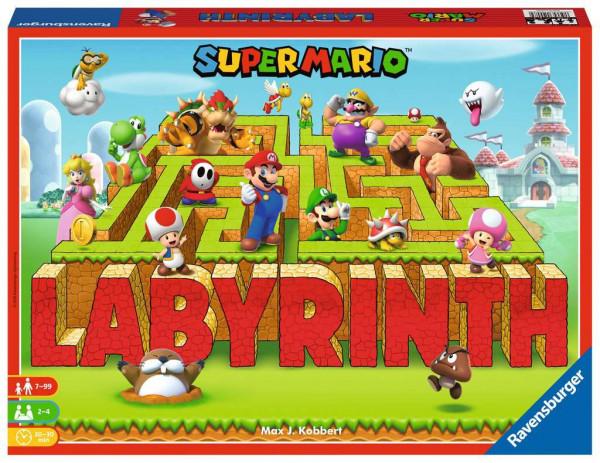 Super Mario™ Labyrinth. Das verrückte Labyrinth