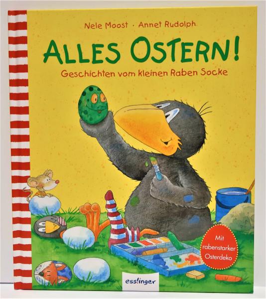 Alles Ostern! Geschichten vom kleinen Raben Socke