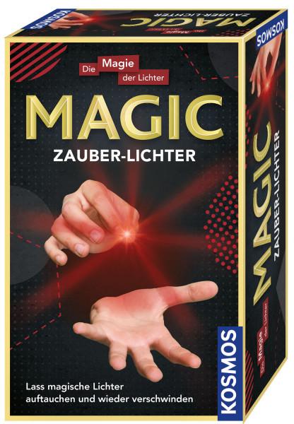 MAGIC Zauberlichter. Experimentierkasten
