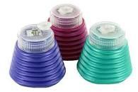 KUM® Dosenspitzer - einfach, kegelförmig, farbig sortiert