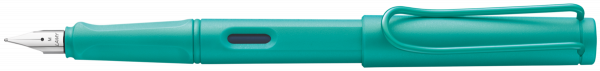 Füllhalter Safari candy Aquamarine Medium