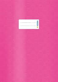 Herma Heftschoner 7452 A4 Folie gedeckt pink