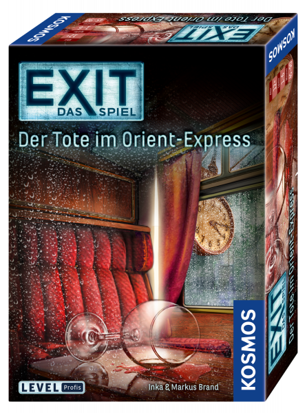 Exit. Das Spiel - Der Tote im Orient-Express