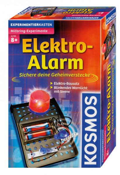Elektro-Alarm. Experimentierkasten