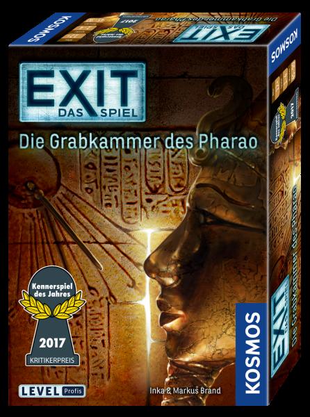 Exit. Das Spiel - Die Grabkammer des Pharao