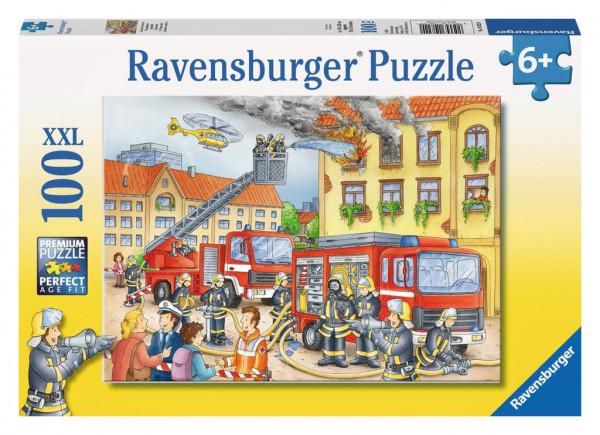 Unsere Feuerwehr, Puzzle, XXL 100 teile