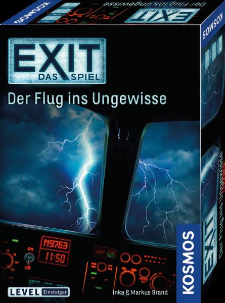 Exit. Das Spiel - Der Flug ins Ungewisse