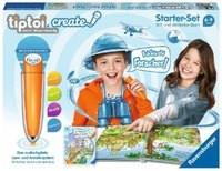 tiptoi® CREATE Starter-Set Die verrückte Weltreise