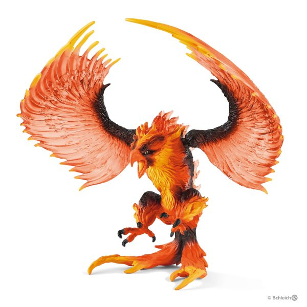 Feuer Adler