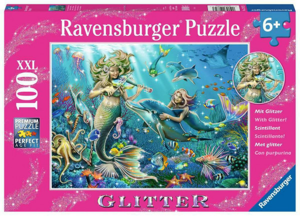 Unterwasserschönheiten, Puzzle, XXL 100 Teile