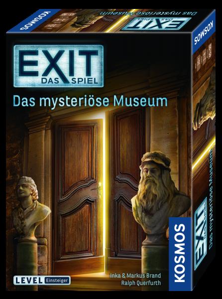 Exit. Das Spiel - Das mysteriöse Museum