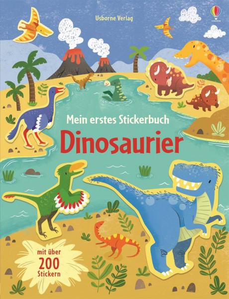 Mein erstes Stickerbuch - Dinosaurier