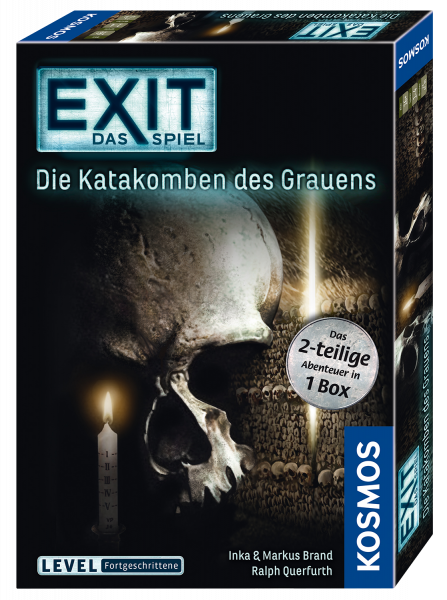 Exit. Das Spiel - Die Katakomben des Grauens