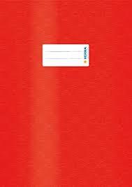 Herma Heftschoner 7442 A4 Folie gedeckt rot