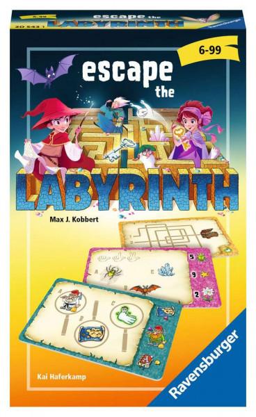 Escape the Labyrinth