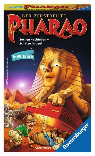Der zerstreute Pharao. Mitbringspiel