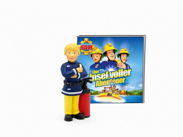 """Feuerwehrmann SAM """"Eine Insel voller Abenteuer"""""""