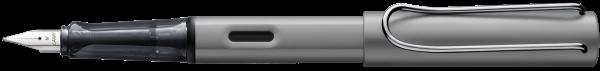 Füllhalter AL star Medium graphite