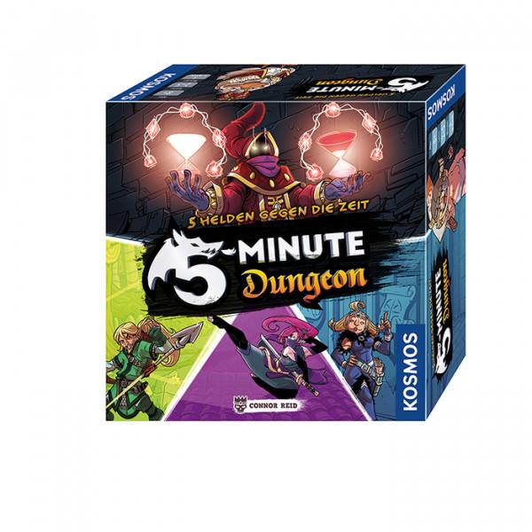 5-Minute Dungeon Wahre Helden gegen die Zeit.