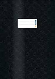 Herma Heftschoner 7449 A4 Folie gedeckt schwarz