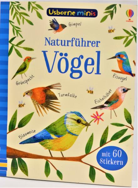 Mini-Naturführer Vögel