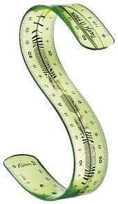 Lineal Twist-n-flex 30cm