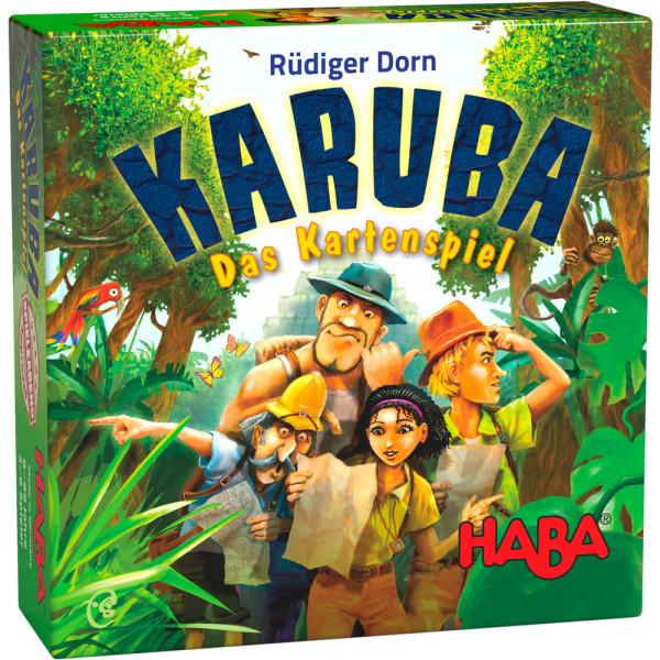 Karuba. Das Kartenspiel
