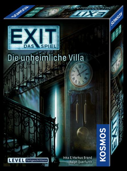 Exit. Das Spiel - Die unheimliche Villa